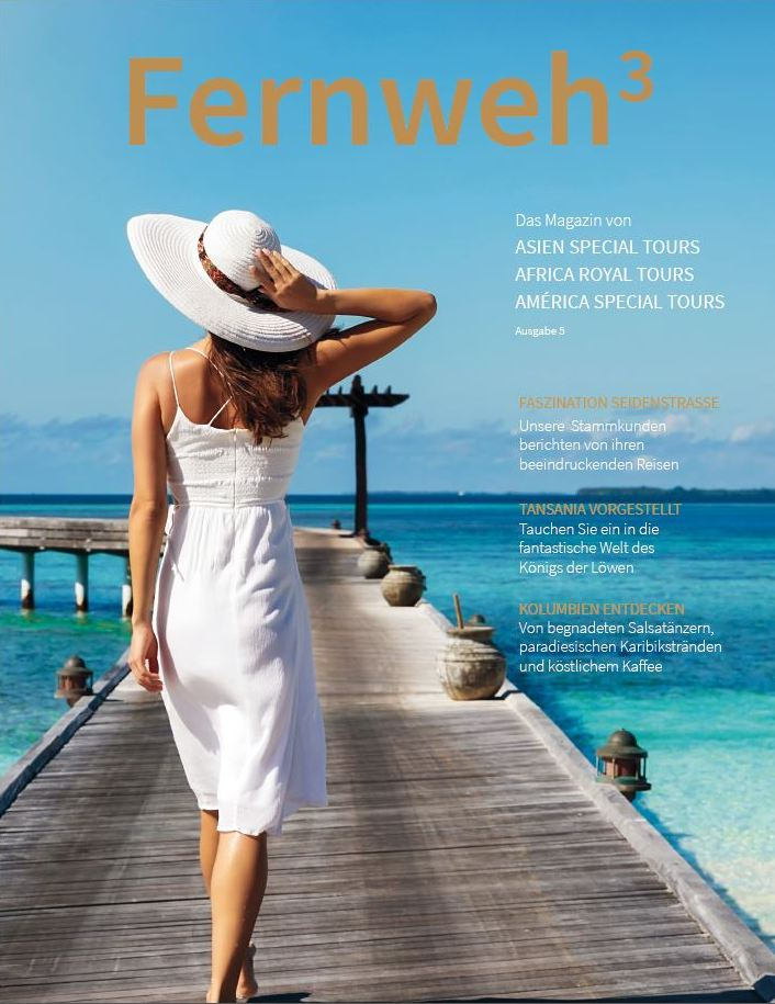 Kundenmagazin: Design und Satz